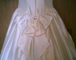 Foto 5 Königliches Hochzeitskleid Brautkleid 38 40 42 ENGLAND