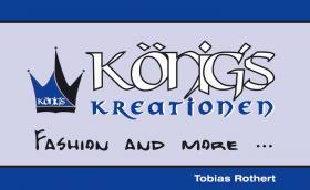 König's Kreationen - Maßmode zu  Festpreisen