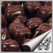 Kokoswürfel in Vollmilchschokolade