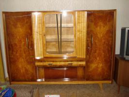 Foto 2 Kombinierter Wohnschrank aus den 60er