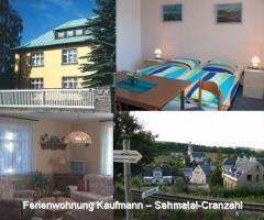 Komfort-Ferienwohnung****im Erzgebirge-Oberwiesenthal
