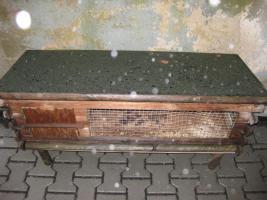 Foto 3 Komfortabler Hasenstall für Draußen