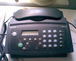 Komi Fax/ Tel Gerät gebraucht