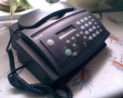 Foto 3 Komi Fax/ Tel Gerät gebraucht