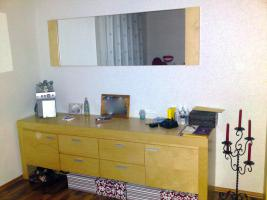 Kommode/ Sideboard mit Spiegel