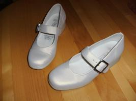 Kommunionschuhe Ballerinas