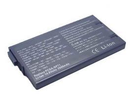 Kompatibler Ersatz für 3000mAh 14,8V SONY VAIO PCG-F SERIES Laptop Akku auf b2c-akku.de