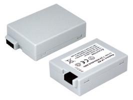 Kompatibler Ersatz für 950mAh 7,2V CANON LP-E8 Digital kamera Akku auf b2c-akku.de