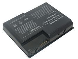 Kompatibler Ersatzakku für ACER Aspire 2000LMi, 14.8V, 4400mAh, Li-ion Laptop Akku