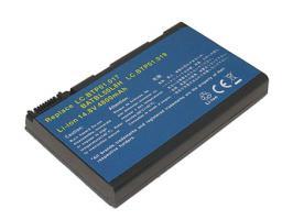 Kompatibler Ersatzakku für ACER Aspire 3100 Series, 14.8V, 4600mAh, Li-ion Laptop Akku