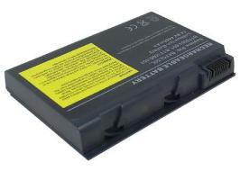 Kompatibler Ersatzakku f�r ACER Aspire 9010 Series, 14.8V, 4400mAh, Li-ion Laptop Akku