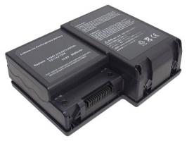 Kompatibler Ersatzakku für Dell 06P145, 14.8V, 8800mAh, Li-ion Laptop Akku