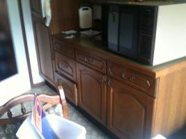 Foto 3 Kompl. Küche mit E Geräten Waschmaschiene, Spülmaschiene, Kühlschr