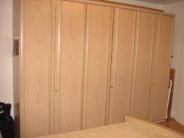 Foto 2 Kompl./gepflegtes Schlafzimmer Eiche Opal abzugeben