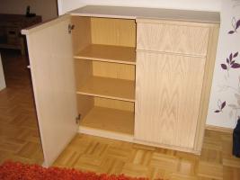 Foto 3 Kompl./gepflegtes Schlafzimmer Eiche Opal abzugeben