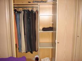 Foto 5 Kompl./gepflegtes Schlafzimmer Eiche Opal abzugeben