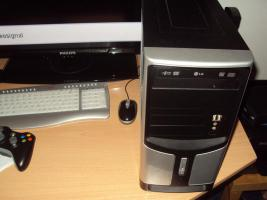 Foto 2 Komplett PC AMD Athlon X2 4400+ 2GB DDR2 Ram+ Sound System