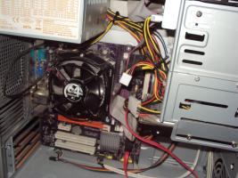 Foto 4 Komplett PC AMD Athlon X2 4400+ 2GB DDR2 Ram+ Sound System