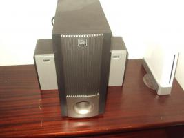Foto 5 Komplett PC AMD Athlon X2 4400+ 2GB DDR2 Ram+ Sound System