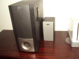 Foto 6 Komplett PC AMD Athlon X2 4400+ 2GB DDR2 Ram+ Sound System