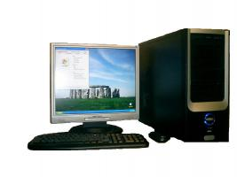 Komplett PC Athlon x2 4800+ 19ZollTFT usw.