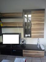 Foto 4 Komplett oder einzeln: Neue und schöne Wohnwand, Coach und/ oder Coachtisch