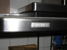 Foto 7 Komplette Einbauküche (Jan Kolbe) inkl. E-Geräte Kirschkern/Granit/Edelstahl