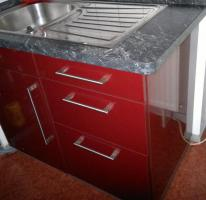 Foto 2 Komplette Einbauküche+Einbaugräte Hochwertige Design Neuwertig