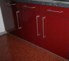 Foto 3 Komplette Einbauküche+Einbaugräte Hochwertige Design Neuwertig