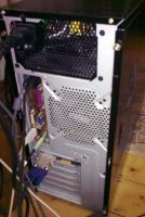 Foto 6 Kompletter Gamer PC mit TFT + Tastatur + Maus / Bundle