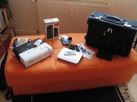 Komplettes Equipment für kl. Hotels & Gaststätten, Referenten, Dozenten