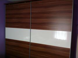 Komplettes Schlafzimmer, Modell Nuvedo NP 2,300 üfr 590 €uro