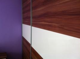 Foto 2 Komplettes Schlafzimmer, Modell Nuvedo NP 2,300 üfr 590 €uro