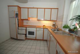 Foto 3 Komplettküche Nolte Sinus 525 Buche in gutem Zustand