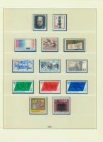 Foto 2 Komplettsammlung Deutschland 1980 - 1993, postfrisch