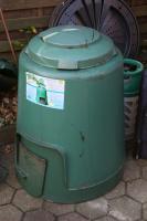 Kompostbehälter, Schnellkomposter, 2 Stück, gut, NP pro Stück 69, - Euro / 20, - Euro das Stück