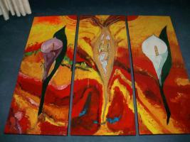 Foto 4 Konsolbilder Trio