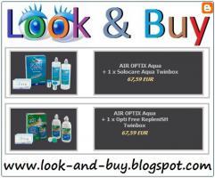 Kontaktlinsen im 4er Pack -5% Rabatt