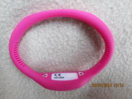 Foto 8 Konvolut Set Schmuck Ketten, Uhr, . NEU & unbenutzt Modeschmuck 9 Stück pink