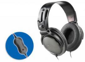 Kopfhörer McVoice ''NC-Pro 800'', geschlossen, mit Noise-Cancel Funktion 8dB