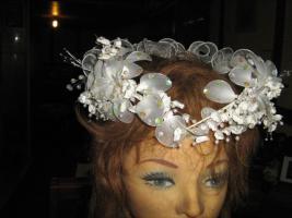 Kopfschmuck f�r die Braut