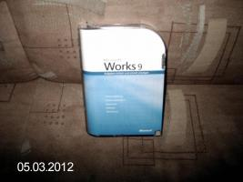 Kopie-Neu Microsoft Works 9 Software
