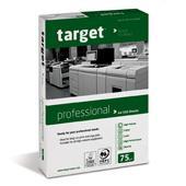 Kopierpapier, Druckerpapier, Inkjetpapier, Target Professional DIN A4, 75 g/qm, 25.000 Blatt = 10 Karton
