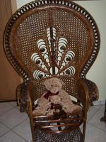 Foto 2 Korbsessel Sessel Stuhl