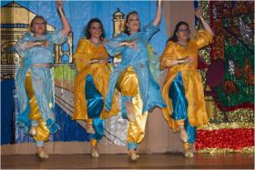 Foto 5 Kostüme für Tanz-u. Fußgruppen oder Einzelperson    AFRIKA und INDIEN