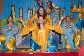 Foto 6 Kostüme für Tanz-u. Fußgruppen oder Einzelperson    AFRIKA und INDIEN