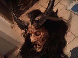Foto 2 Krampus Maske