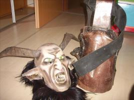 Foto 4 Krampusmaske