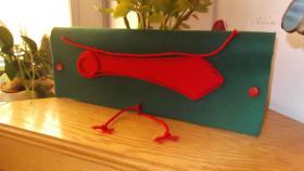 '' Krawattenkleid ''