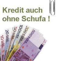 Kredit ohne Schufa - Kreditvergleich Geld